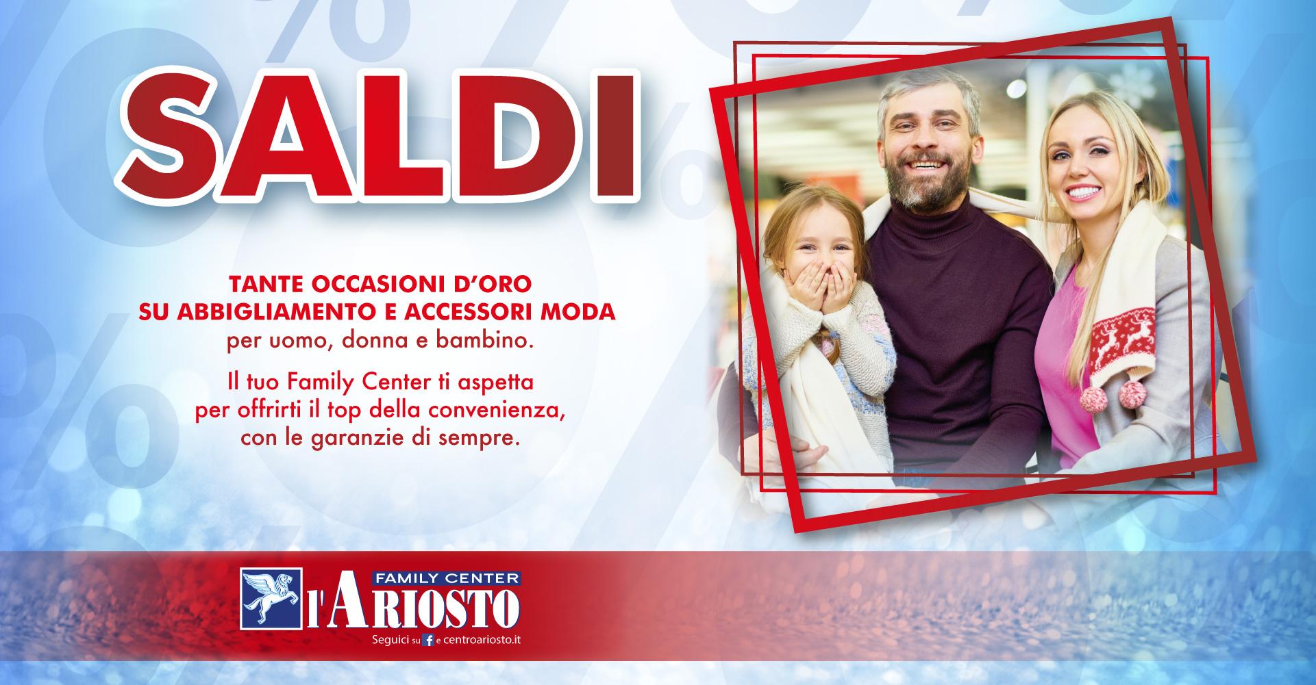Centro Commerciale ARIOSTO Family Center REGGIO EMILIA ...